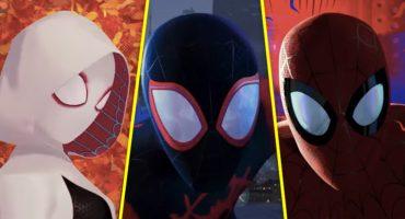 ¡Ya hay nuevo tráiler de Spider-Man: Into the Spider-Verse!