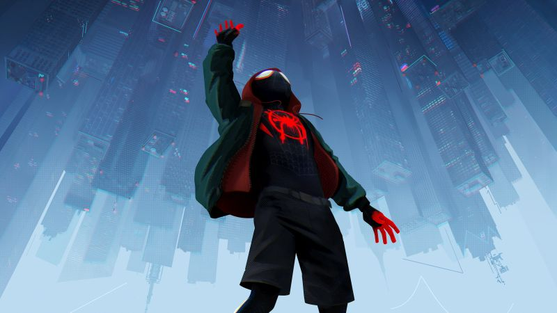 ¡Ya hay tráiler de Spider-Man: Into the Spider-Verse!