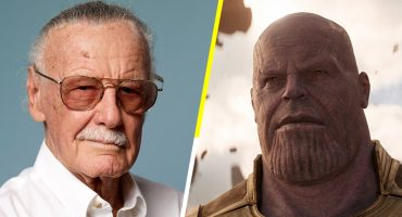 Tssss...Stan Lee está enojado con Thanos y lo amenaza en Twitter 😮