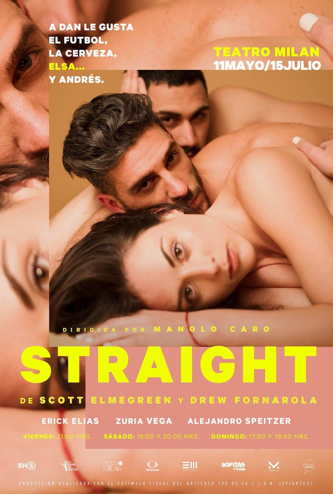 'Straight': ¿Somos capaces de buscar y vivir la felicidad que queremos?
