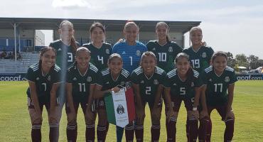 ¡Mira mamá, sin fiestas! La Selección Femenil Sub 17 conquista el pase al Mundial de Uruguay