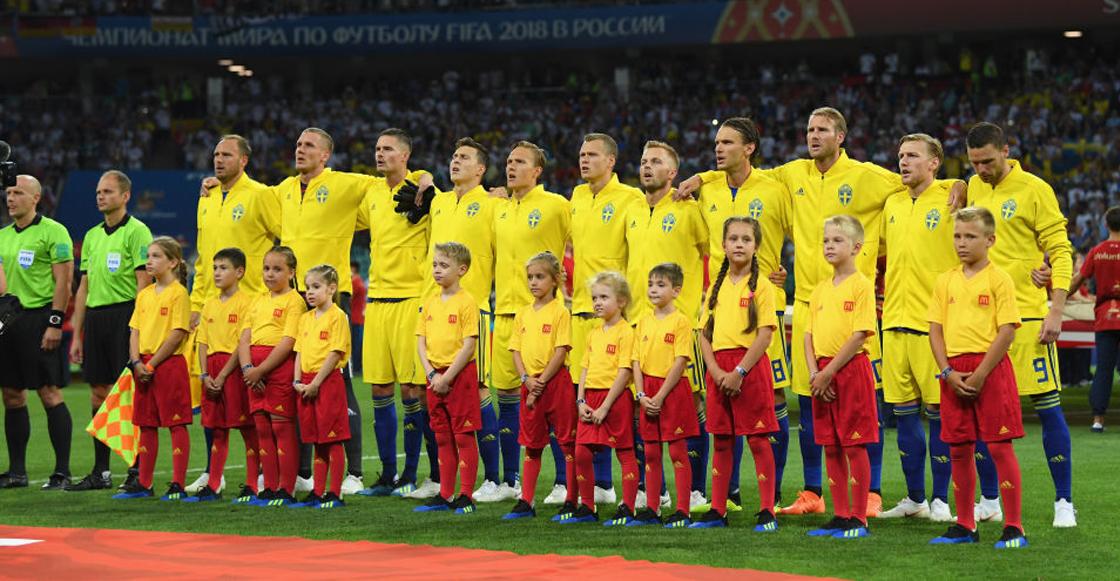 Suecia, un equipo de altura