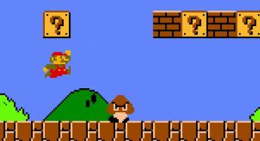 Un jugador superó Super Mario Bros en 5 minutos y con sólo una mano