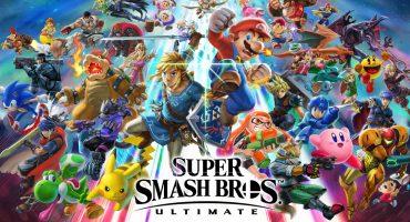 ¡Estos son todos personajes del Super Smash Bros Ultimate para Nintendo Switch!