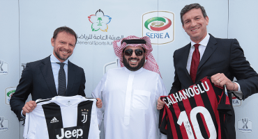 ¡Por qué eres así! La Supercopa de Italia se va a Arabia en 2019