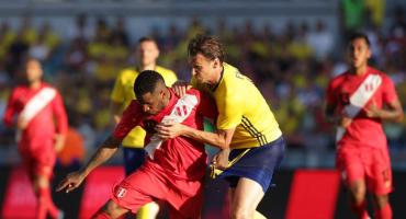 ¡No traen ni la hora! Suecia llegará al Mundial con menos gol que México