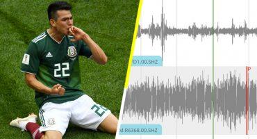 ¿Realmente tembló en México por el gol de 'Chucky Lozano'? 🤔
