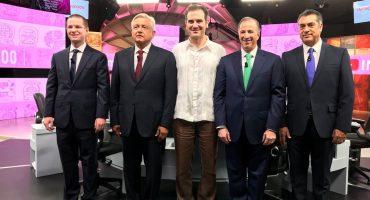 #DebateINE: Las mejores frases y ¿propuestas? del tercer debate presidencial