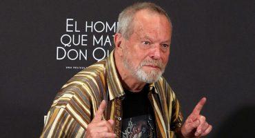 Tsss.... El legendario director Terry Gilliam dice que las películas de superhéroes