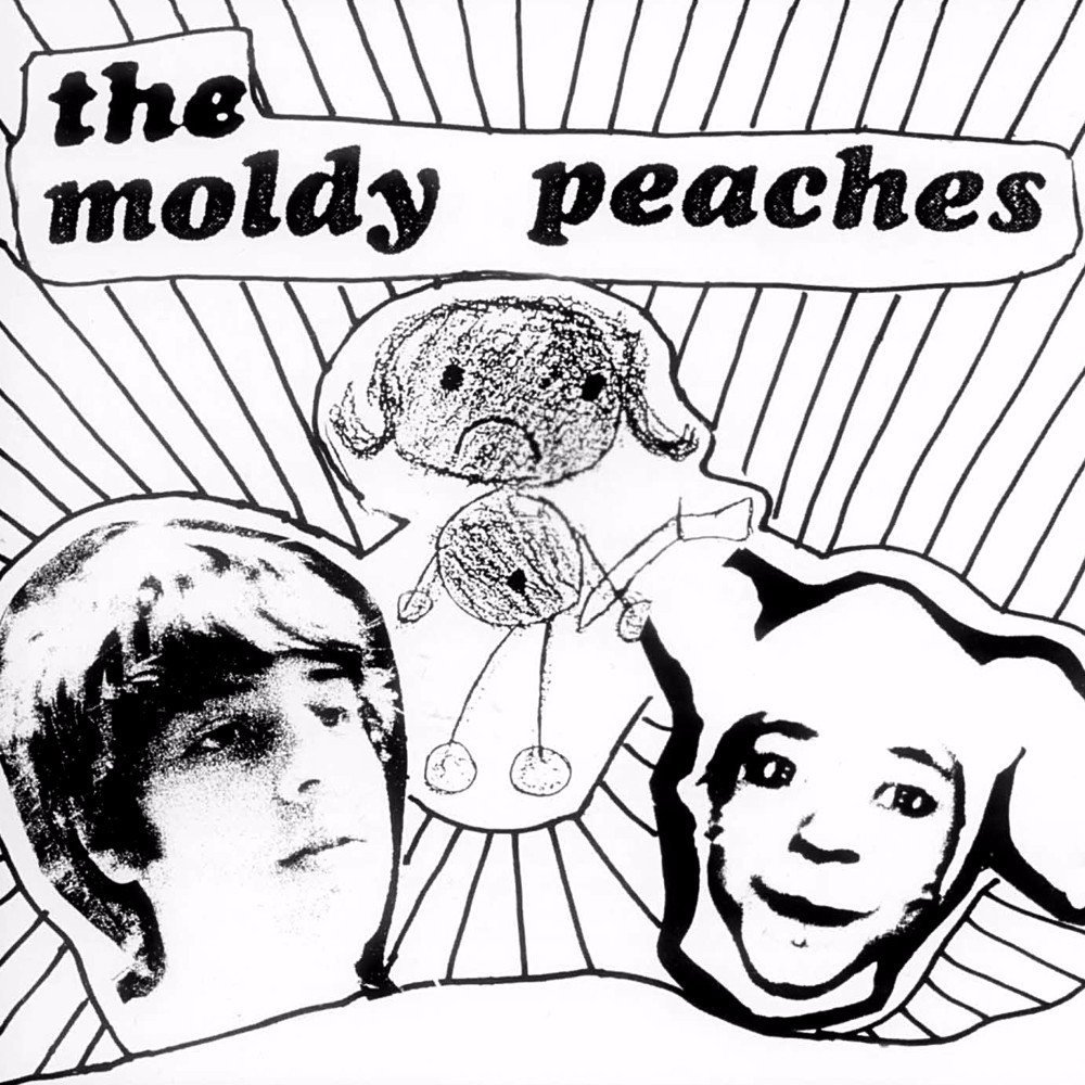 ¡The Moldy Peaches está de regreso después de 10 años!