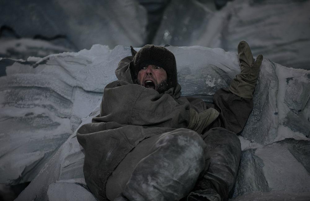¿Y a ti ya no te gusta? El director Ridley Scott chulea 'The Walking Dead'