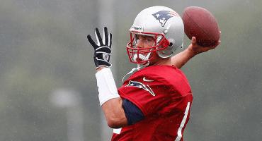 ¡Ya llegó el jefe! Tom Brady vuelve a las prácticas con Nueva Inglaterra