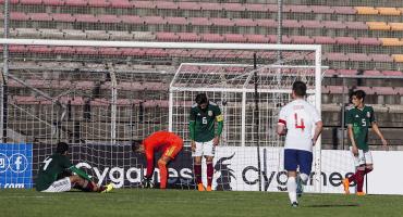 Los teníamos, eran nuestros... México perdió la final de Esperanzas de Toulon