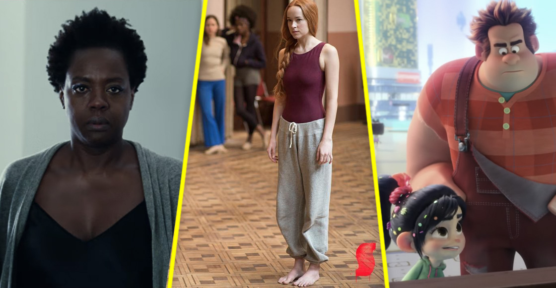 Lunes de tráilers: 'Suspiria','Widows', 'Friday's Boy', 'Wreck-It Ralph 2' y más