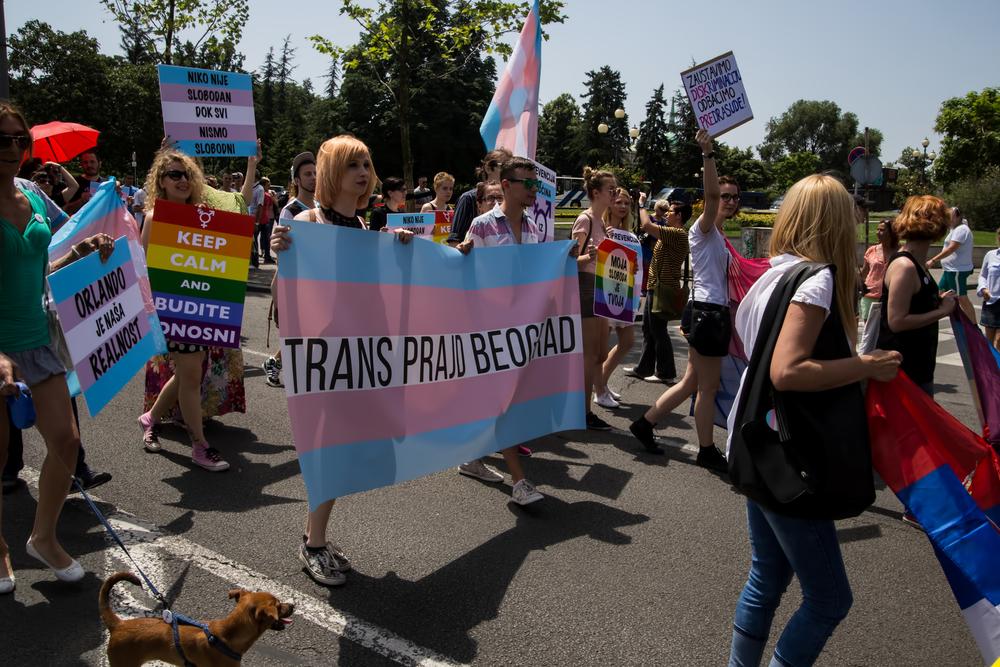 OMS retira transexualidad de enfermedades mentales