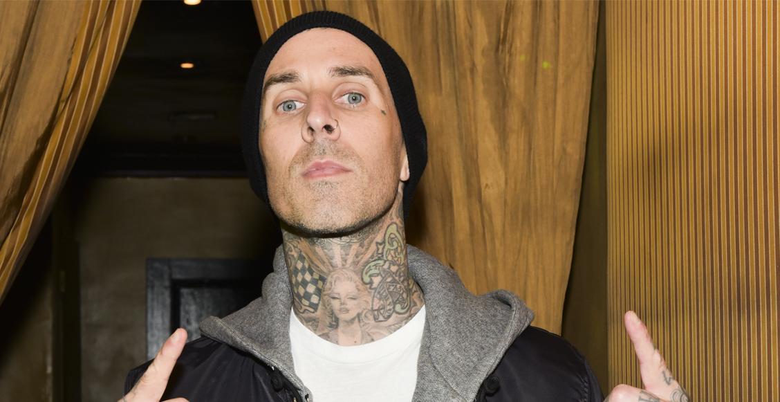 Travis Barker de Blink-182 es hospitalizado de nuevo por coágulos en la sangre