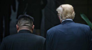 """""""Hay veces que te tienes que marchar"""": Trump tras reunión sin acuerdo con Kim Jong-un"""