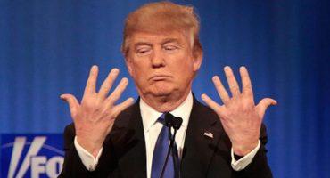 Sí, tú... ándale: Dice Trump que no tiene un solo hueso racista