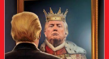 Portada Junio 2018, TIME / Donald Trump