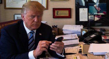 Trump arremete contra medios y termina aceptando reunión de su hijo con gente de Rusia