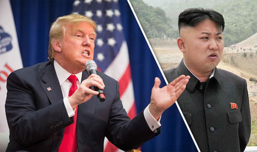 reunión entre Kim Jong Un y Donald Trump