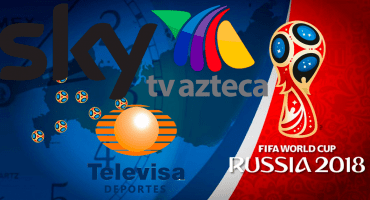 ¿Qué partidos irán por TV abierta y TV de paga de Rusia 2018?