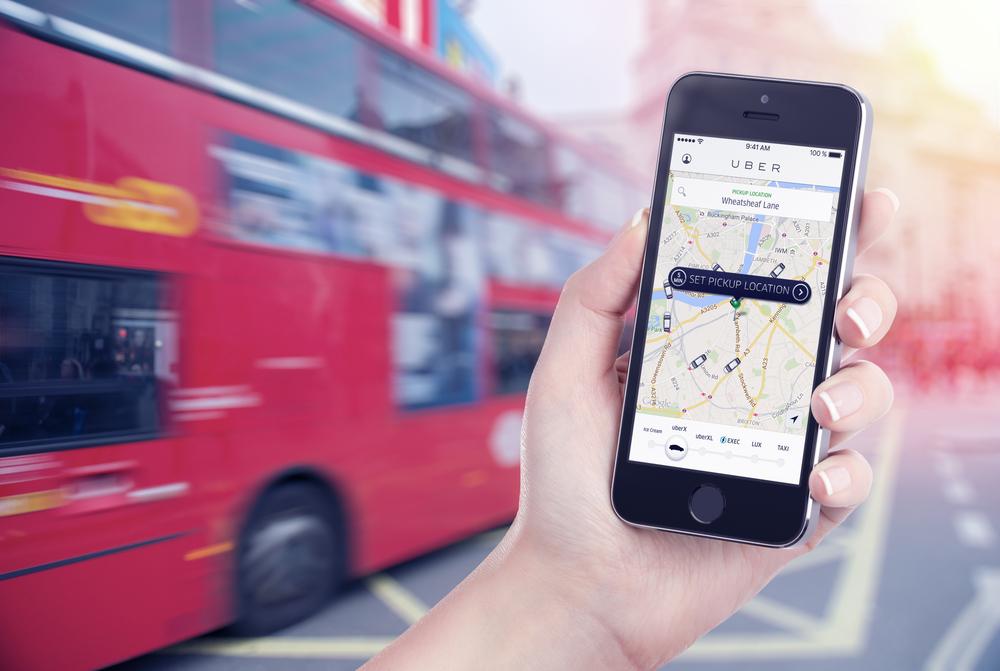 Uber podría saber si estás ebrio cuando pides el servicio