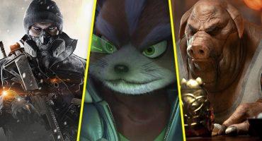 Desde Assasin's Creed hasta Fox McCloud: Acá lo nuevo que mostró la E3
