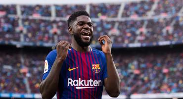 Umtiti renueva contrato con el Barcelona y será más extenso que el de Messi