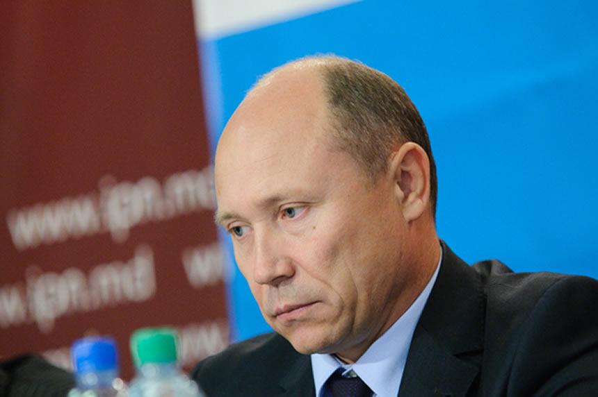 -presidente destituido de Moldovia