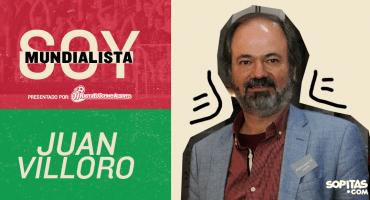 Soy Mundialista Episodio 11: ¿Qué piensa Juan Villoro del futbol?
