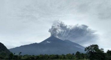 Volcán de Fuego hace erupción en Guatemala: deja siete muertos y cientos de heridos