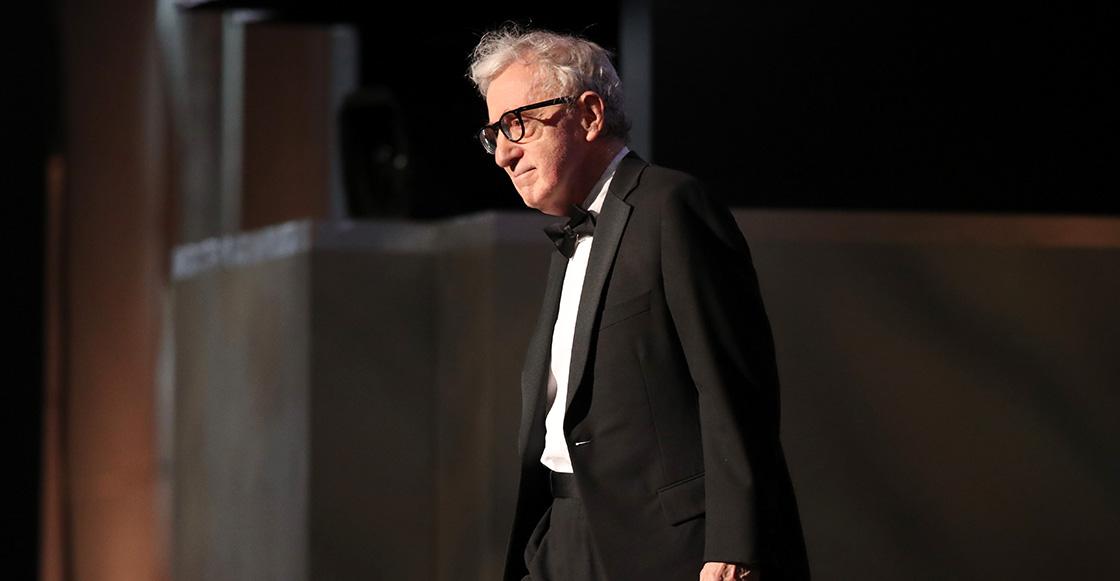 'Soy un gran promotor del #MeToo': Woody Allen habla sobre acusaciones sexuales