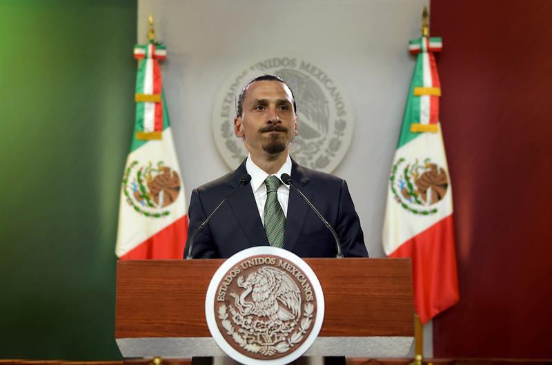 Un mundo donde Zlatan es mexicano