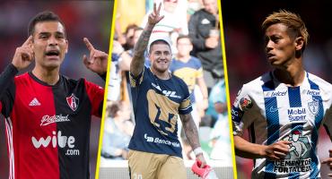 10 caras que ya no veremos en la Liga MX para el Apertura 2018