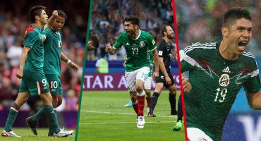 Los 5 momentos inolvidables de Oribe Peralta con la Selección Mexicana