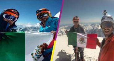 Mueren dos alpinistas mexicanos en montaña de Perú
