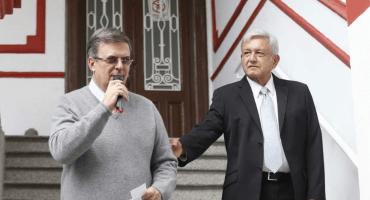 En reunión AMLO-Pompeo se hablará del TLCAN, migración y, ¿el muro?