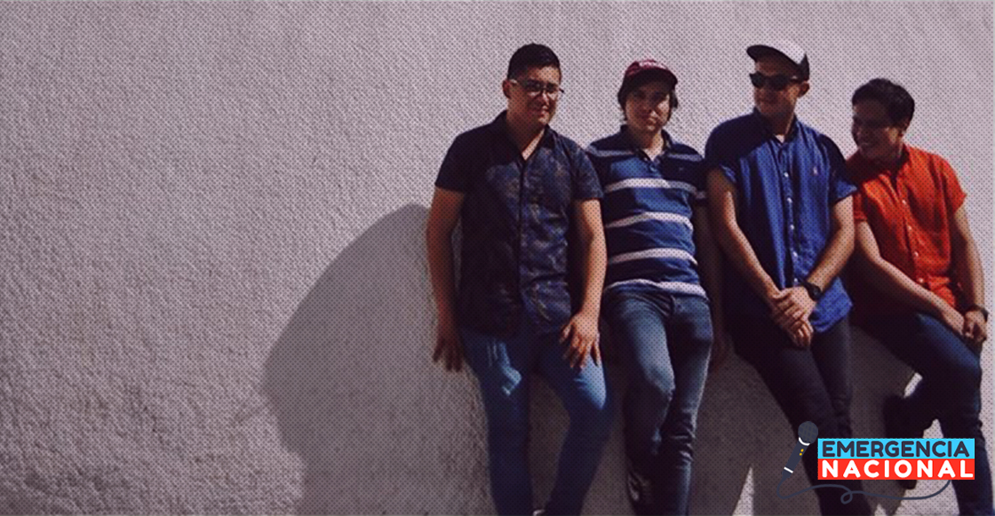 #EmergenciaNacional: Conoce a Aladin Fox y su dream pop caribeño