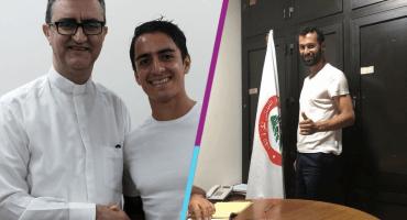 ¡Orgullo Nacional! Dos nuevos futbolistas mexicanos... ¡Al extranjero!