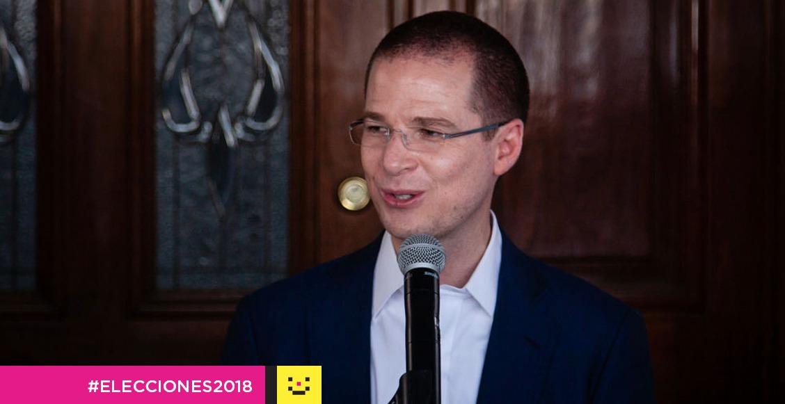 """""""La ciudadanía quería un cambio y eligió a AMLO"""": Ricardo Anaya"""