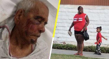 La mujer que agredió al mexicano de 91 años en EEUU ya fue arrestada