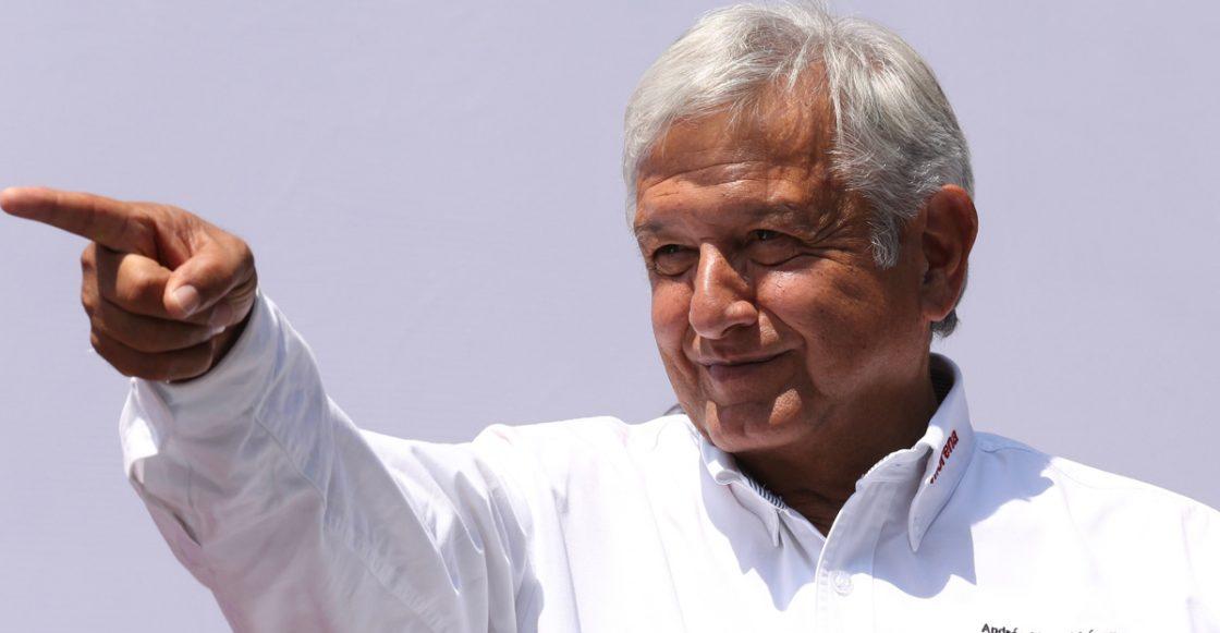 Andres Manuel Lopez Obrador elecciones 2018