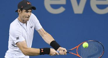 ¡De vuelta! Andy Murray jugará el ATP de China