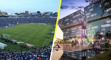 El Estadio Azul se convertirá en Artz Insurgentes Sur, ¿es necesario? 🤔