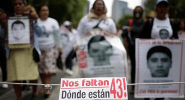 Tribunal declara imposible crear Comisión de la Verdad para Ayotzinapa