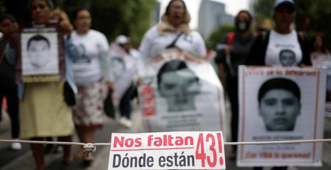 Ayotzinapa Comisión de la Verdad y la Justicia