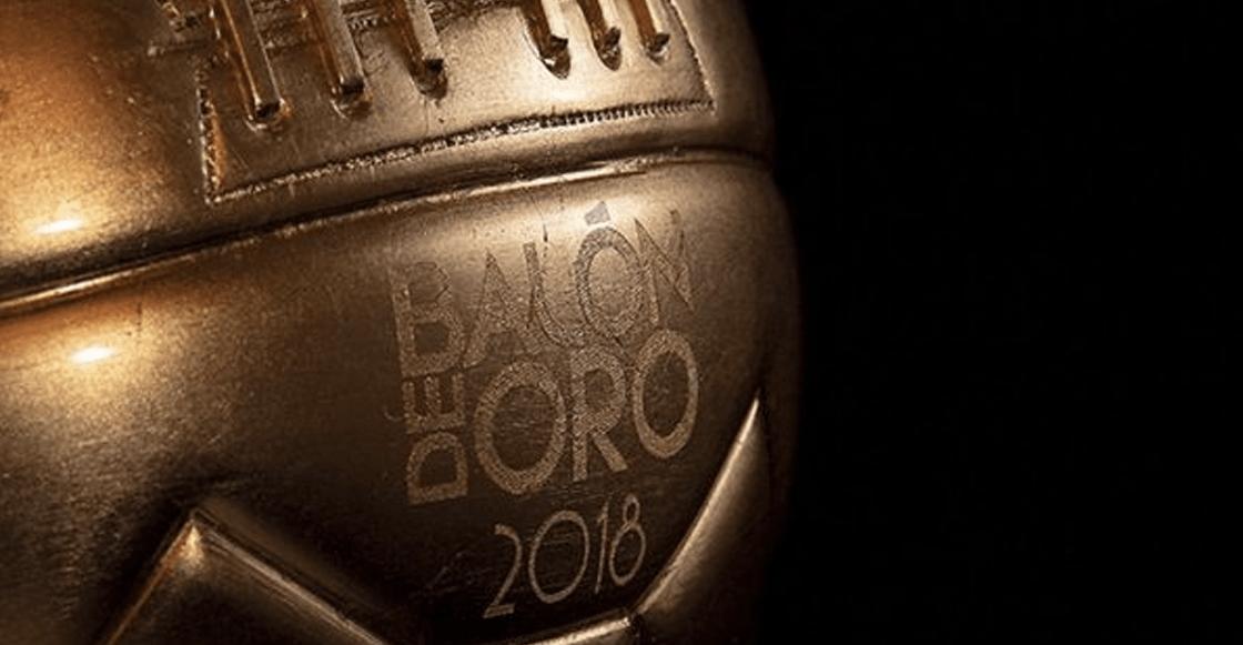 Balón de Oro de la Liga MX