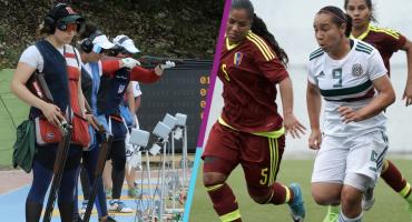 Barranquilla 2018: México manda en el medallero con 196 preseas
