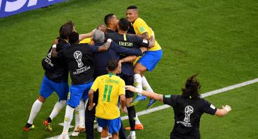 Brasil eliminó a México